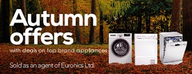 Euronics Autumn Sale 2018