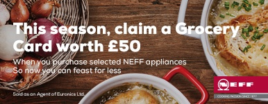 Neff Grocery Card Cashback Autumn 2018