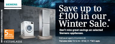 Siemens Winter 2016